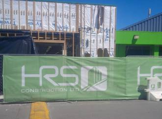 Custom Printed Shade Cloth, or Scaffold Screening