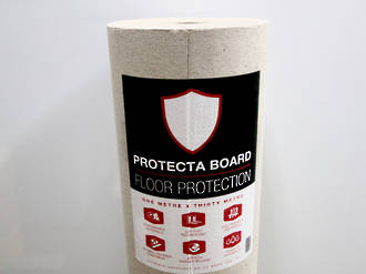 PROTECTA BOARD CRAZY PRICE $79.00 + gst per roll!!!