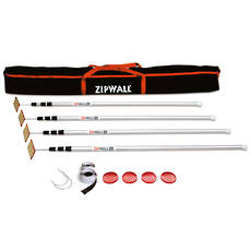 3.7m ZIP POLE KIT OF 4